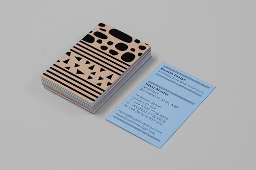 mind design #business #branding #card #identity #stationery