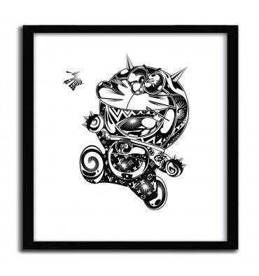 DOMO ARIGATO 4 by MAGO #print #art