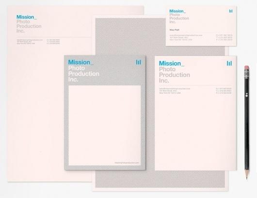 BERG Design for Print, Screen & the Environment #branding #stationery