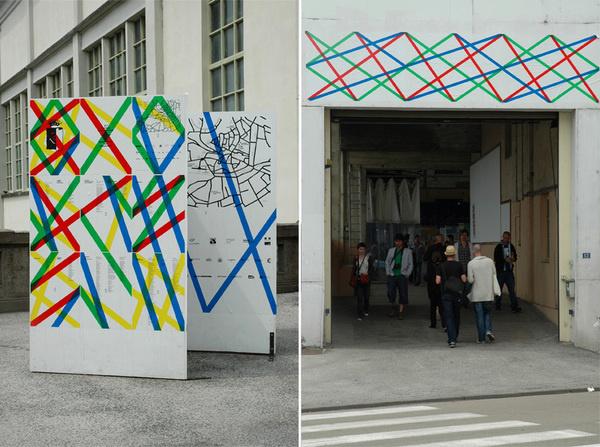 chaumont : H E L M O #lines #patterns #colours