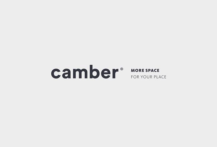 Camber by Stoëmp #logo #logotype #symbol