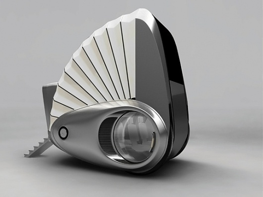 Onestep Creative - The Blog of Josh McDonald » The Ecco #vehicle #model #concept