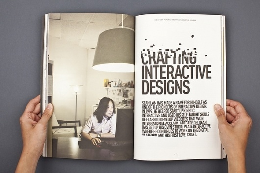 The Design Society Journal № 2 on the Behance Network