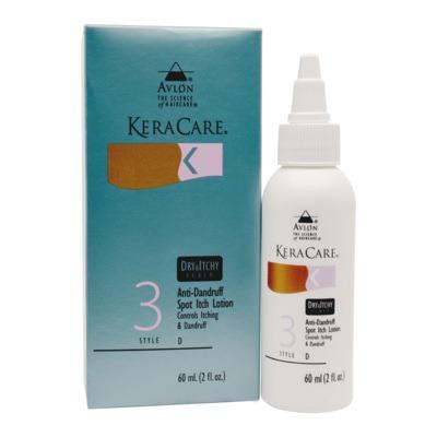 Keracare Dry & Itchy Scalp Anti-dandruff Spot Itch Lotion