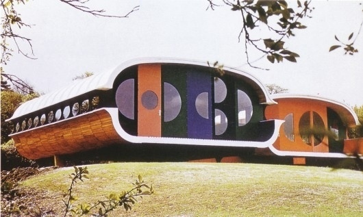 WANKEN - The Blog of Shelby White » The Architecture of Mid-Century Modern #house #architecture #shaped #mid #century #odd
