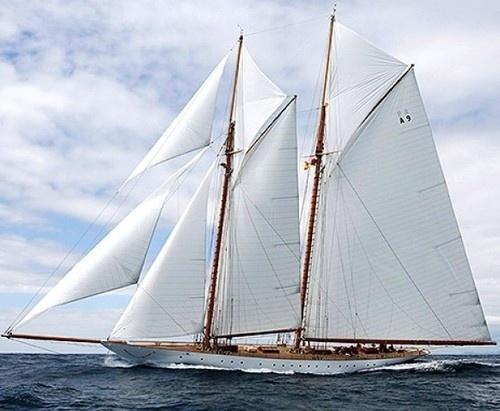 convoy #sailboat #ocean #boat