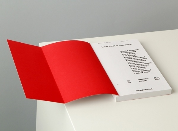 Present Perfect - Lunds konsthall #print #book