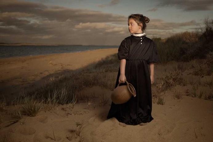 Fine Art and Cinematic Children Portraiture by Bill Gekas
