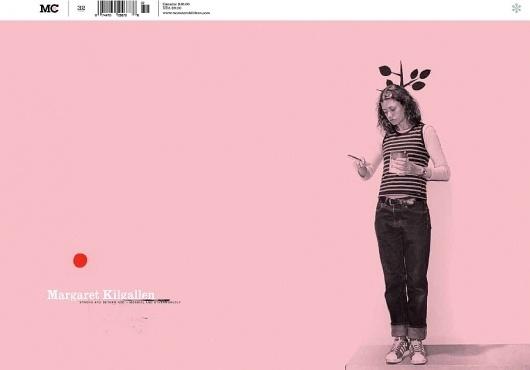 Monster Children Covers - campbellmilligan.com #dennis hopper #cover #magazine #editorial #monster children