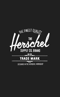 Herschel Supply Co #branding #co #supply #herschel #logo #quarles #tyler