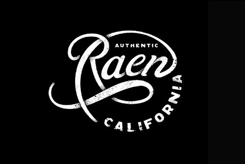 Typeverything.com -Â Raen Optics by DAN CASSARO aka... - Typeverything #type #script #distressed #logo