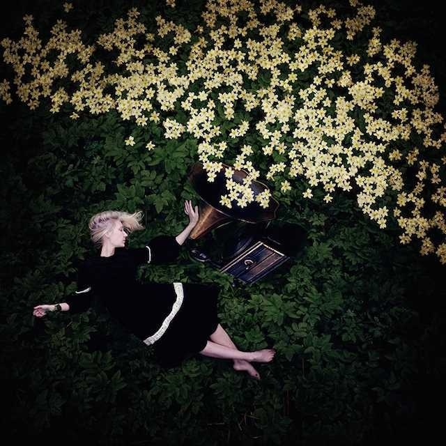 Fairy Self Portraits by Kylli Sparre #inspiration #photography #art #fine
