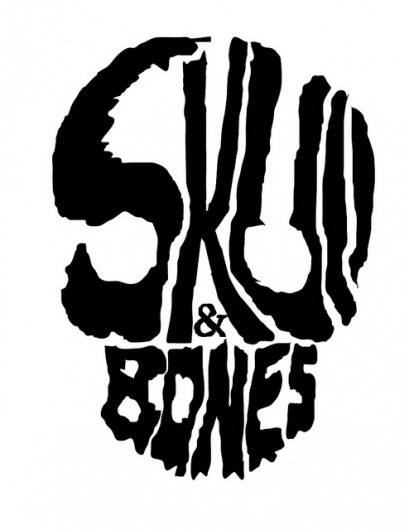SKULL | Flickr - Photo Sharing! #skull #typography