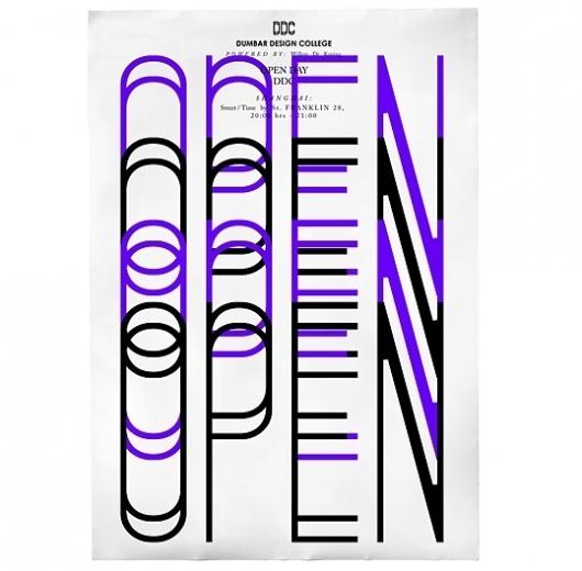 Rejane Dal Bello #design #poster #typography