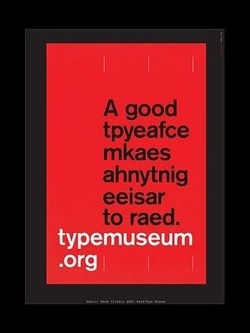 LETTERSTREAM 2 — LetterCult #print #design #typeface #poster #typography