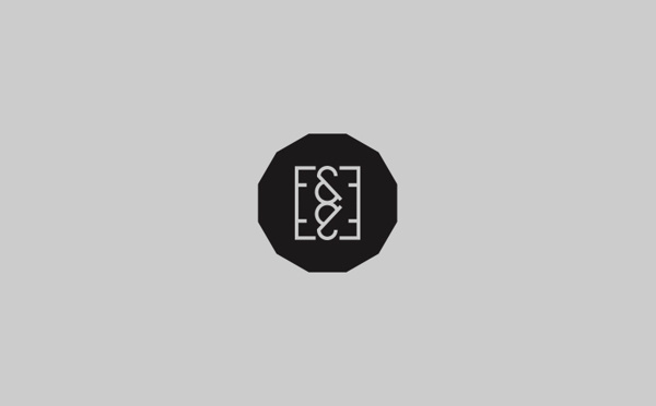 F&F by Pointbarre #hairdresser #branding #design #logo #f&f