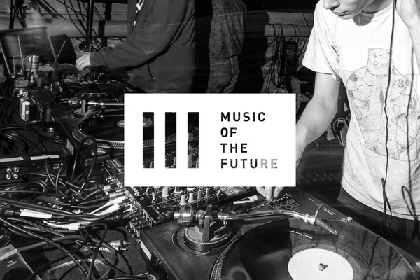 Music of the Future on the Behance Network #music #brand #identity #typography