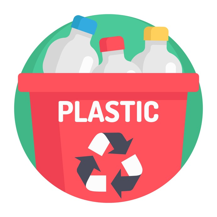 See more icon inspiration related to plastic, trash, bin, plastic bin, ecology and environment, recycling bin, ecology, recycling, garbage and recycle on Flaticon.