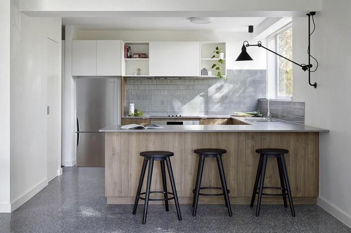 Woori Apartment, Inbetween Architecture