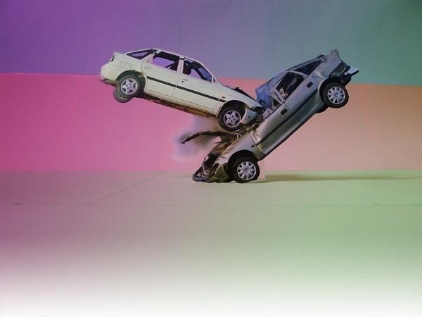 Conny Crash / Reportage I #collibri #marge #fellerer #art