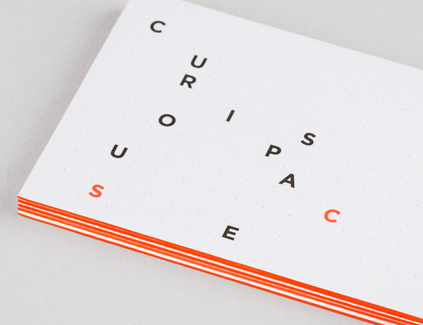 Curious Space designed by Mash and MayNinth #space