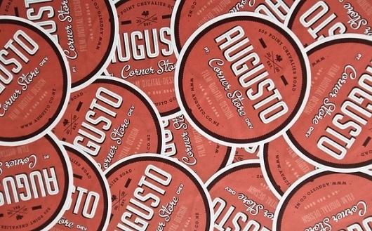 Augusto rebrand on the Behance Network #logo #branding