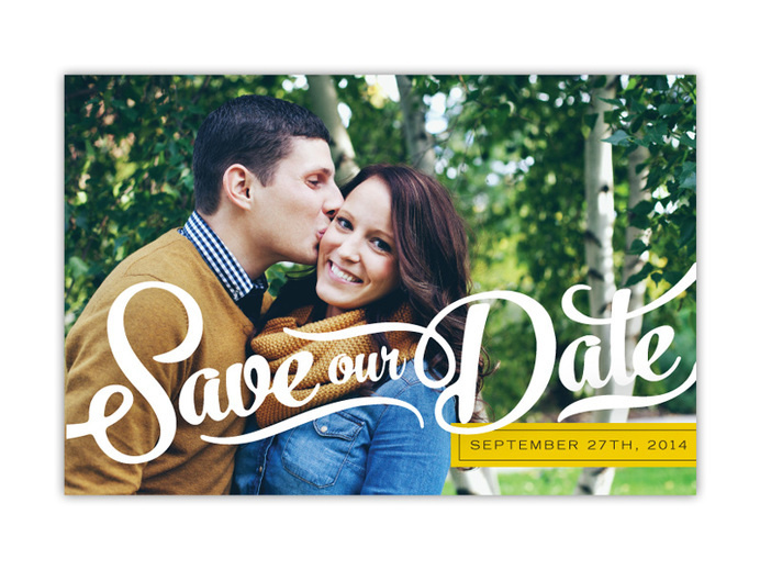 Save our Date Front #phalen