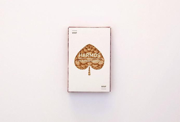 Kristelle De Freitas — WWF Playing Cards #card #wildlife #design #playing #product #art #cards
