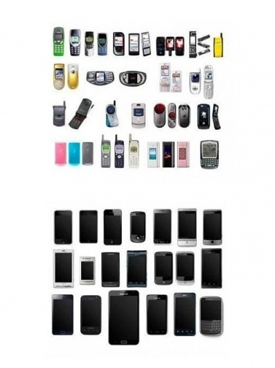 this isn't happiness™ (Before and After the iPhone), Peteski #iphone #after #before