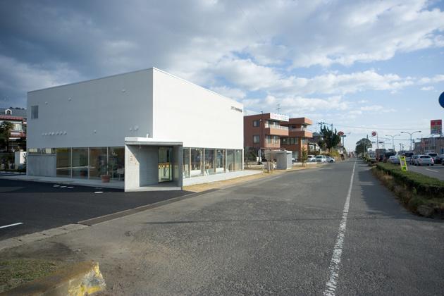 NEA Animal Hospital by UAPP #japanese #minimalism #architecture #hospital #animal