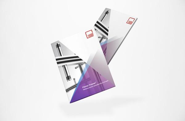 08_CLEVER_FRAME_WEB #print #presentation #branding