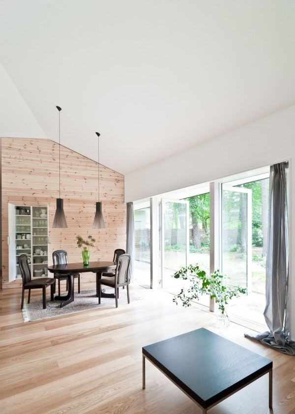 House in the Woods by Claim #minimalist house