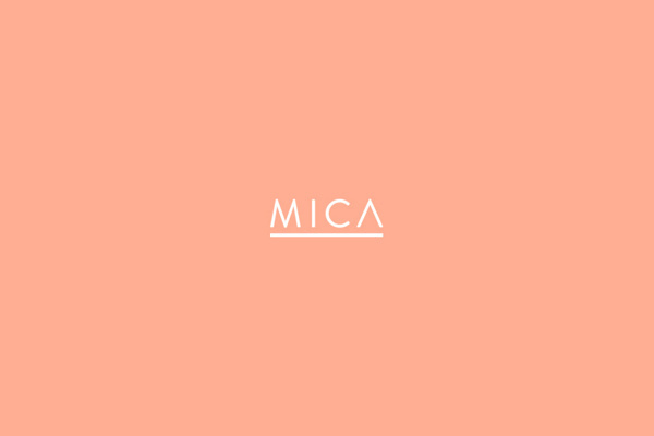 MICA by SAVVY STUDIO #logo