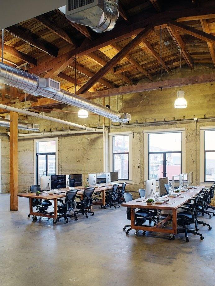 Hattery Office #office #desk #space