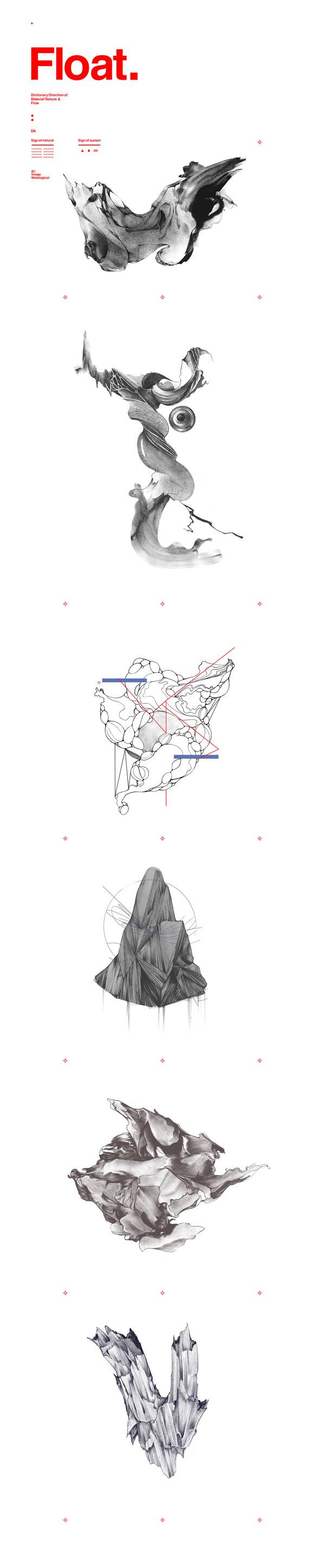 think float #illustration