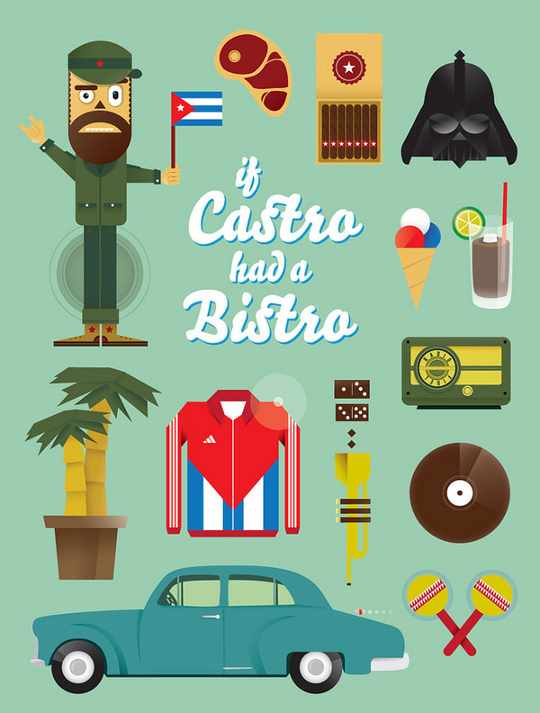 Castro Bistro #vintage