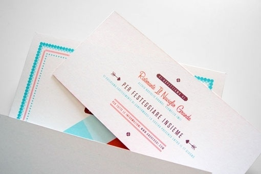 design work life » cataloging inspiration daily #wedding #burgundy #invitation #orange #arrows #teal