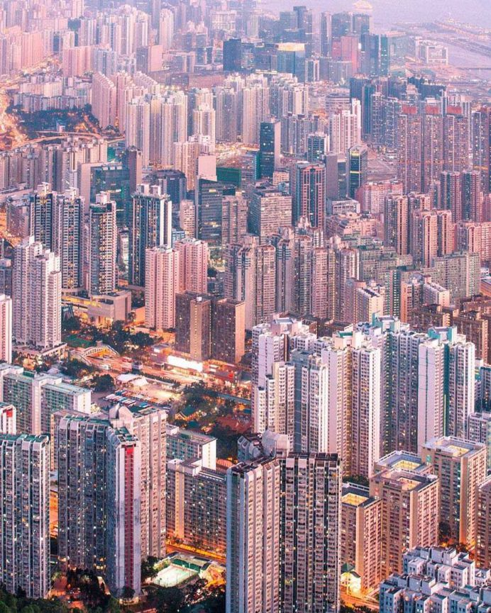 Hong Kong From Above: Stunning Drone Photography by Victor Cheng