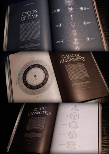 substudio*design.media | Michæl Paukner #geometry #infographic #esoteric #monochrome #arcane