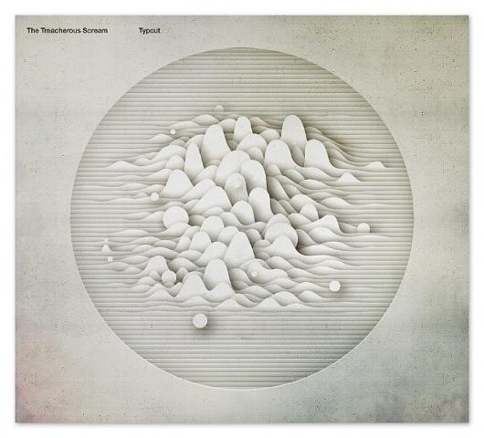 • Scream - Design | Illustration | Chaz Rini #illustration #white