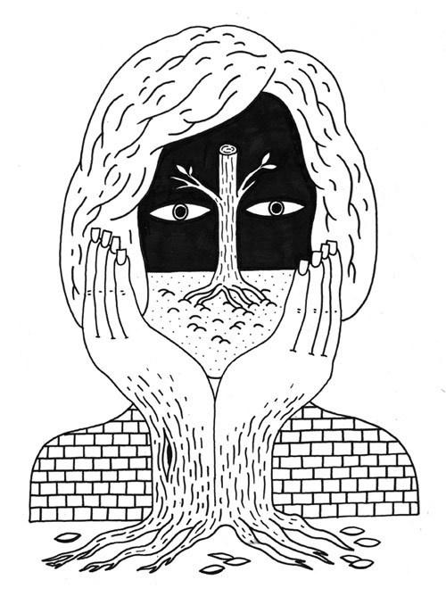 artist ekta drawings sweden #illustration