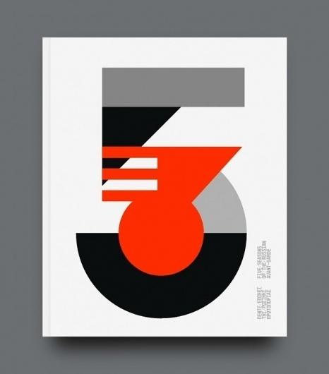 Designers United - The Black Harbor #number #minimal