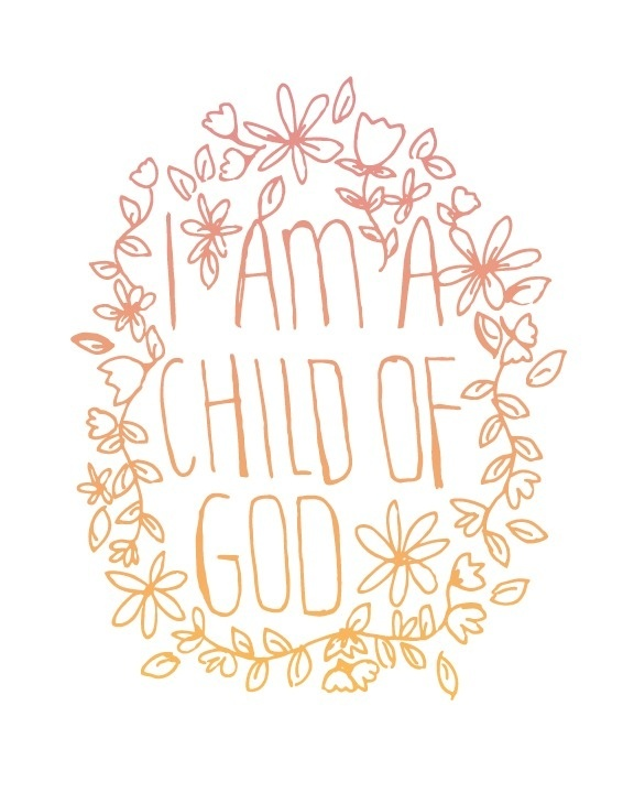 West end girl #religious #floral #lord #jesus #drawn #hand #typography