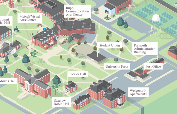 Best University Map Taylor Campus Shuman Images On Designspiration