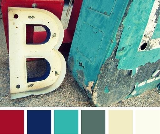 Design Work Life » Color Happy 172 #color