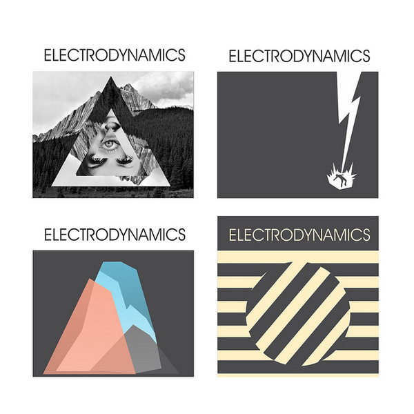 Electrodynamics - Albums #music #lp #cover #album