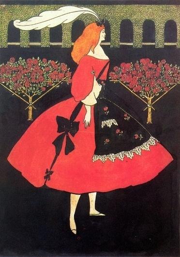 Aubrey Beardsley.jpg 703×1,000 pixels #print #retro #arts #illustration #painting #fine
