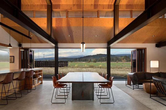 Trout Lake Retreat by Olson Kundig