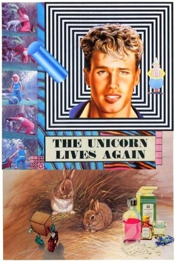 Otherscenes / Michael Willis | High-Hi #willis #kitsch #80s #collage #michael