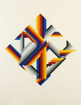 herbert bayer.jpg (309×400) #geometry #illustration #design #graphic